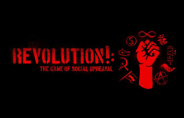 Revolution!: the Game of Social Upheaval